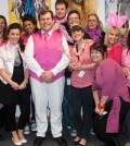 "IFE Staff wear pink to support Breast Cancer ""Charity Wear It Pink"""
