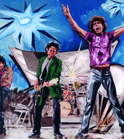 Ronnie Wood-Big Bang Blue