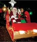 Tatton Christmas Lantern Parade