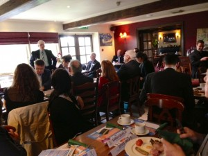 40 second round at 4N Knutsford