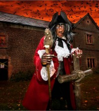Halloween Hauntings at Tatton's Old Hall