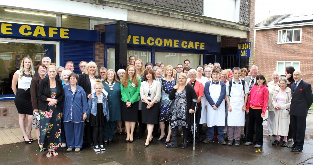 The Welcome Cafe Community