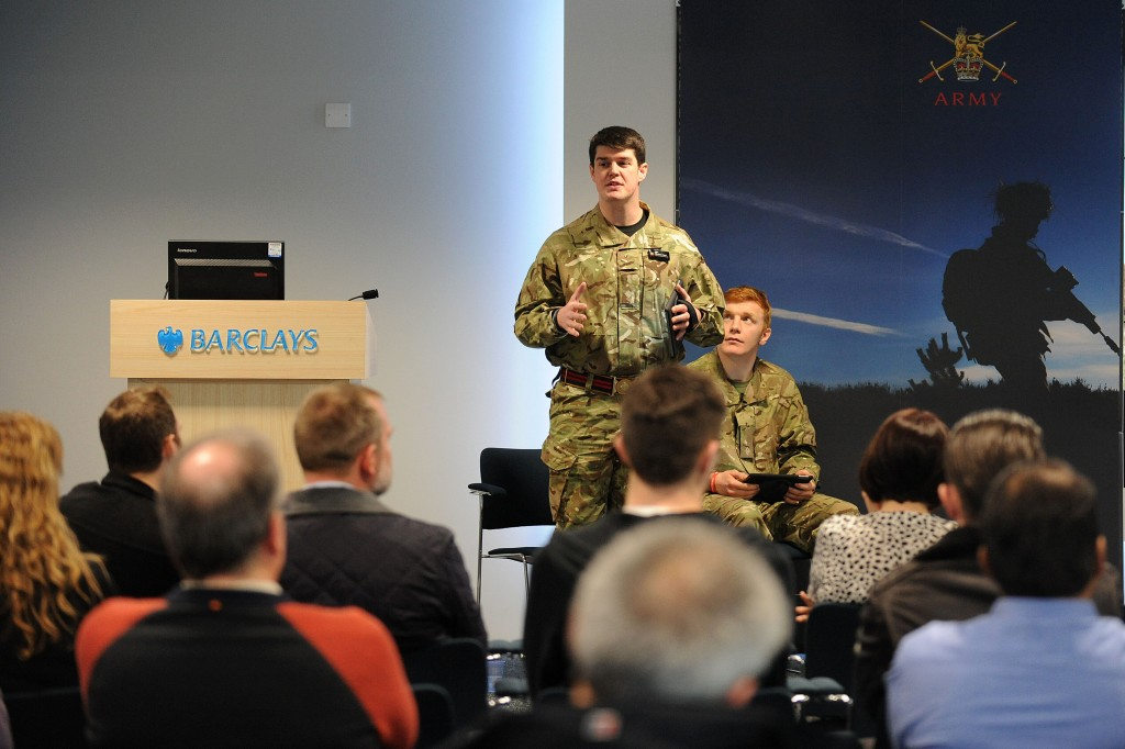 Barclays Military Awareness Roadshow